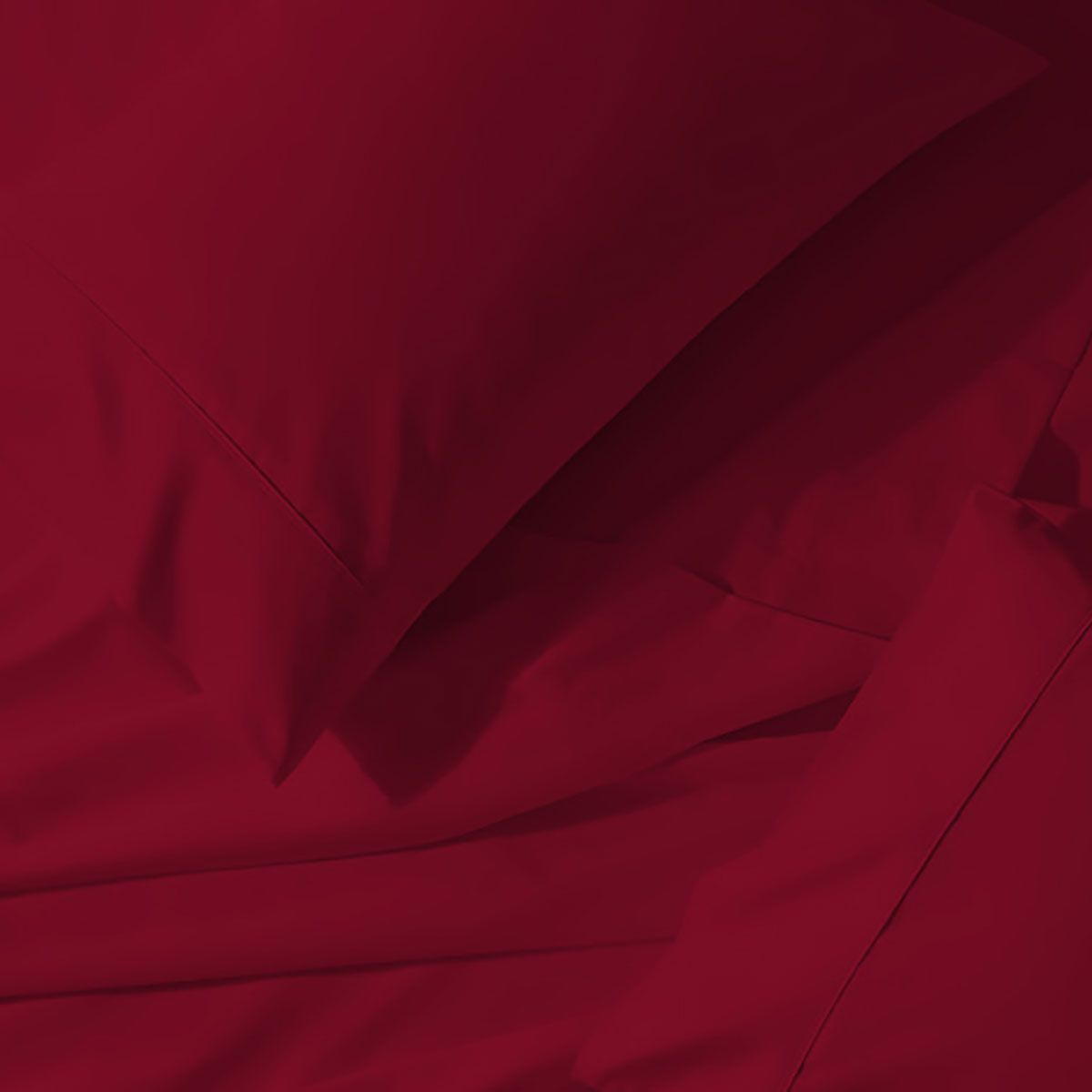 Juego de Sábanas Polyblanc Rojo