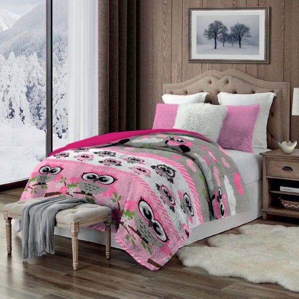 cobertor terlet buhos