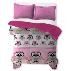 Cobertor Terlet Soft Winter Buhos