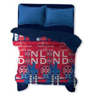 Cobertor Terlet Soft Winter London