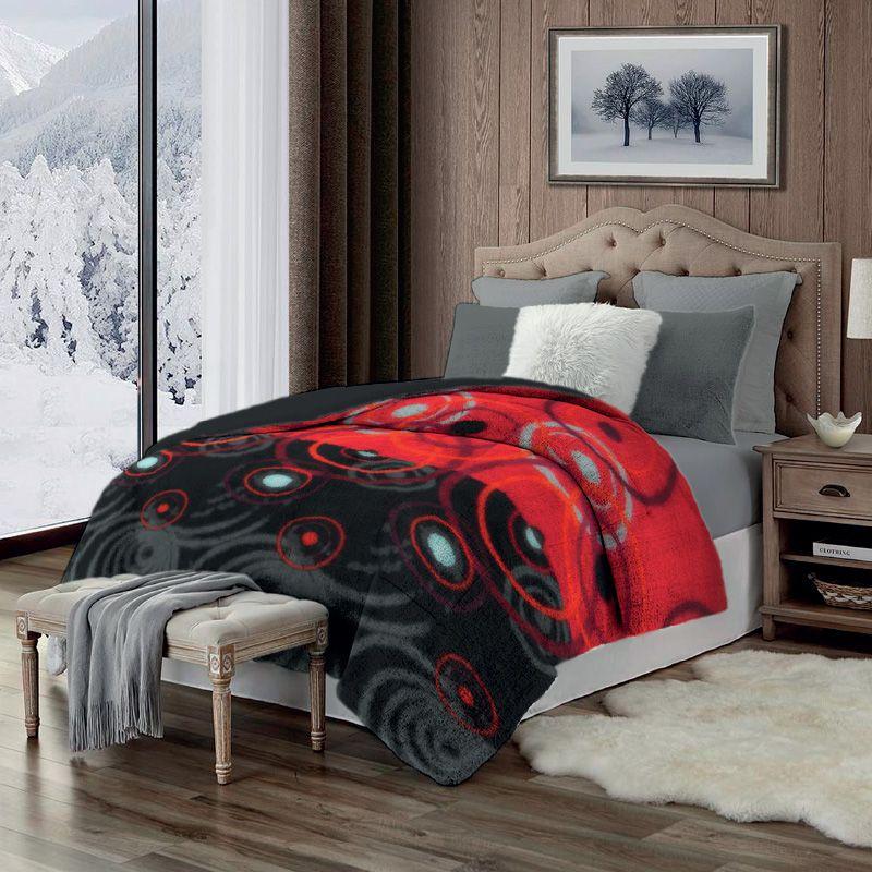 Cobertor Terlet Soft Winter Ondas