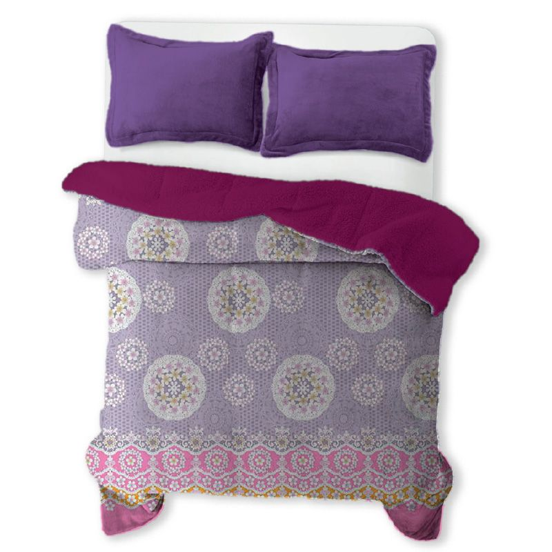 Cobertor Terlet Soft Winter Romance