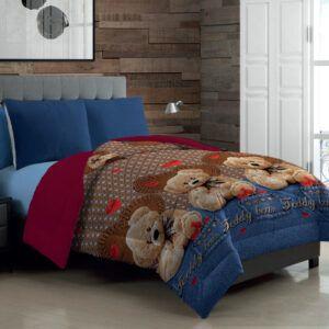 cobertor terlet teddy