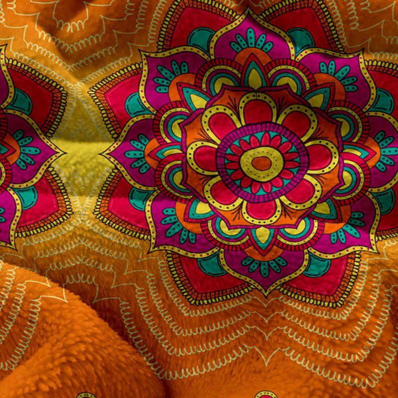 Cobertor Polyblanc Coral 2 Vistas King Size Aleja